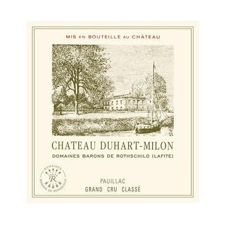 Ch. Duhart Milon Rothschild 2008