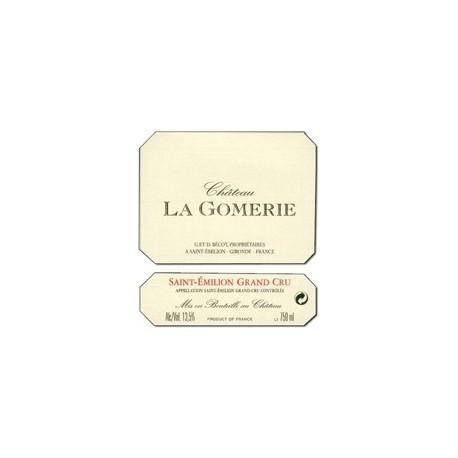 Ch. La Gomerie 2003