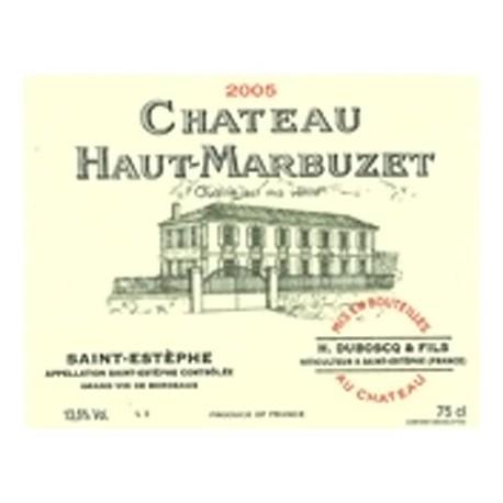 Ch. Haut Marbuzet 2008