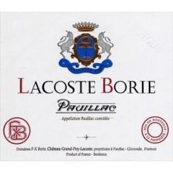 Lacoste Borie 2005