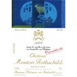 Ch. Mouton Rothschild 2008