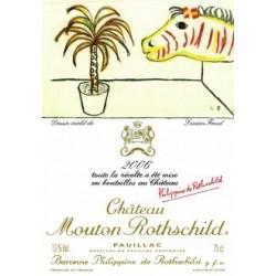 Ch. Mouton Rothschild 2006