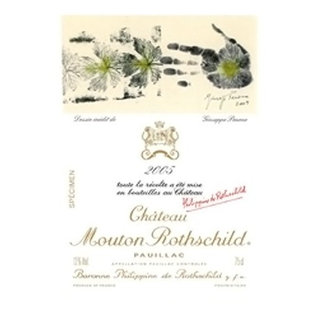 Ch. Mouton Rothschild 2005