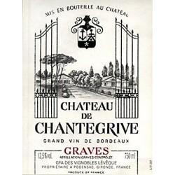 Ch. De Chantegrive Rge 2005