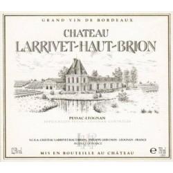 Ch. Larrivet Haut Brion Rge 2014