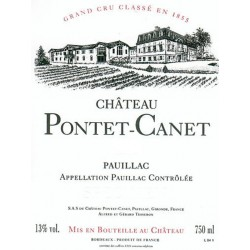 Ch. Pontet Canet 2008