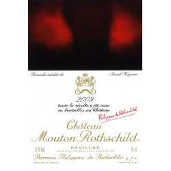 Ch. Mouton Rothschild 2009