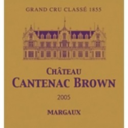 Ch. Cantenac Brown 2004
