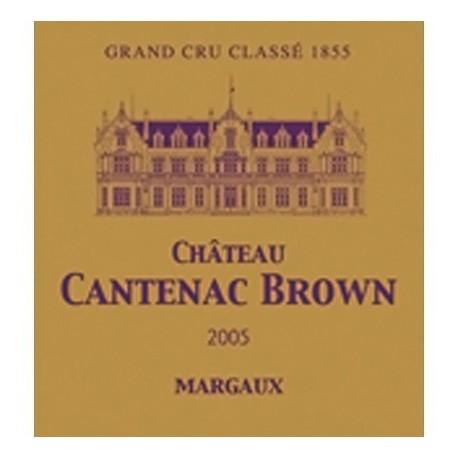 Ch. Cantenac Brown 2004